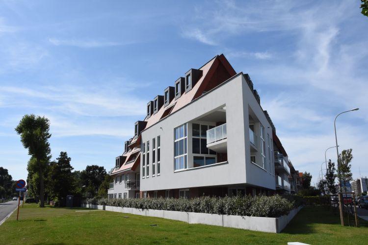 Appartement Residentie Villa Crombez Nieuwpoort 8399