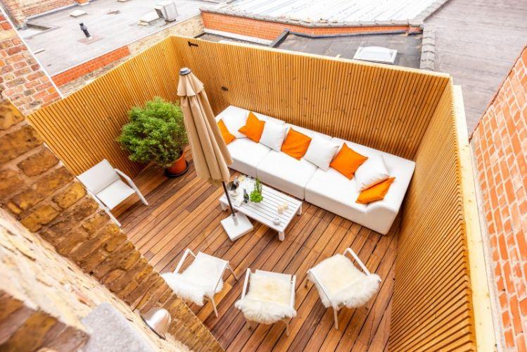 VAKANTIEVERHUUR: Appartement te huur Nieuwpoort - 8 personen - 8576