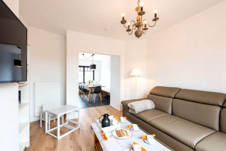 VAKANTIEVERHUUR: Appartement te huur Nieuwpoort - 8 personen 8578