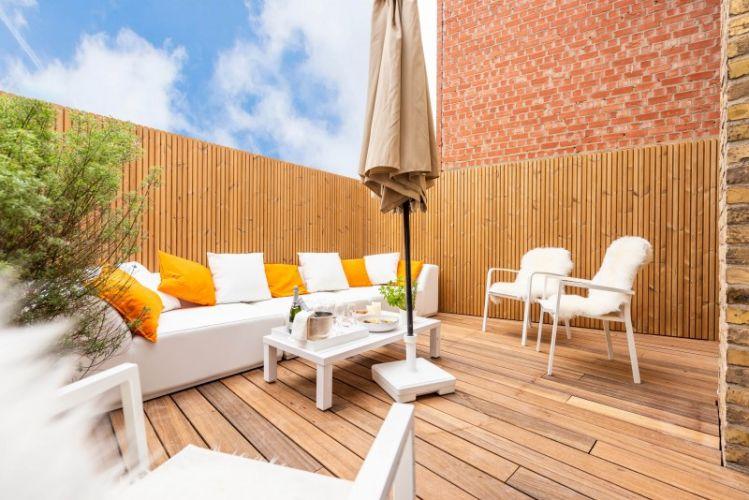 VAKANTIEVERHUUR: Appartement te huur Nieuwpoort - 8 personen 8582