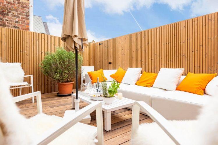 VAKANTIEVERHUUR: Appartement te huur Nieuwpoort - 8 personen 8583