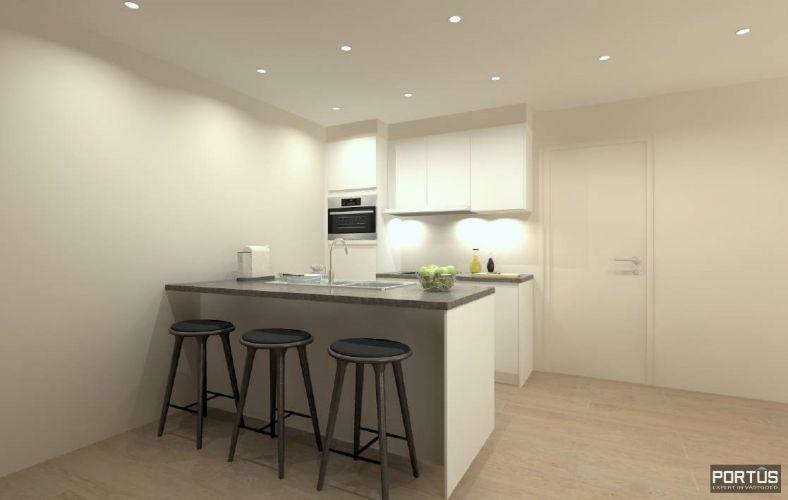 Appartement met 2 slaapkamers te koop Nieuwpoort 9122