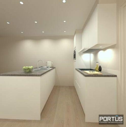 Appartement met 2 slaapkamers en grote zolderruime te koop Nieuwpoort 9128