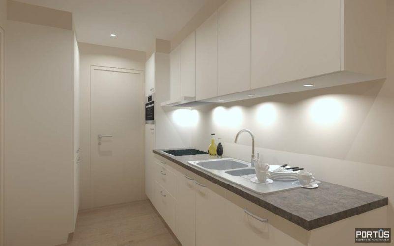 Appartement met 2 slaapkamers en grote zolderruime te koop Nieuwpoort 9129