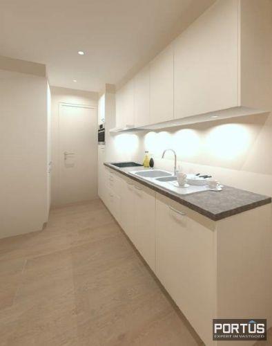 Appartement met 2 slaapkamers en grote zolderruime te koop Nieuwpoort 9131