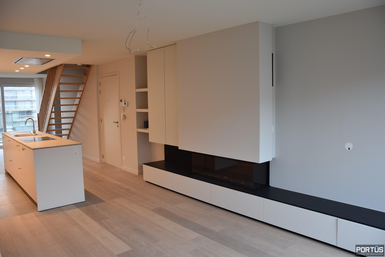 Duplex appartement met luxe afwerking te koop nieuwpoort for Appartement duplex