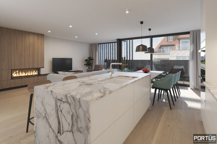 Appartement te koop Nieuwpoort met 2 slaapkamers - 8934