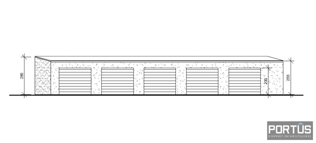 Garage te koop te Lombardsijde - 9635