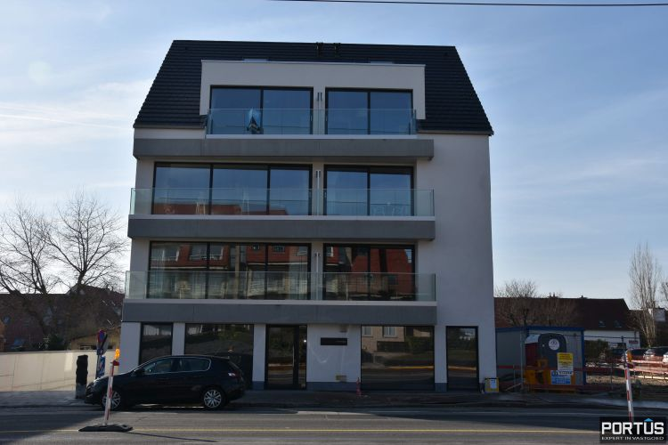 Nieuwbouw duplex-appartement met berging en parking te huur - 9768