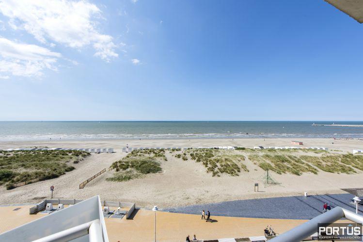 Appartement met 2 slaapkamers en frontaal zeezicht te koop Nieuwpoort - 9780