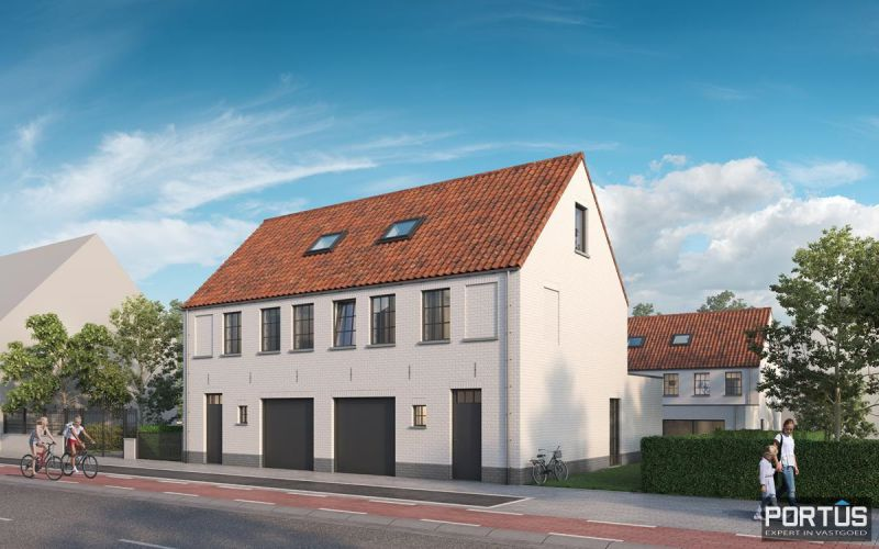 Nieuwbouwwoning te koop te Lombardsijde - 9959