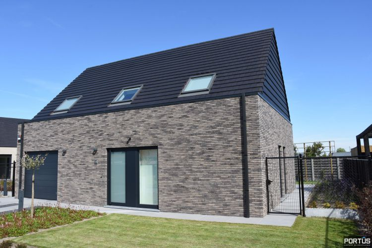 Recente villa te huur met 4 slaapkamers te Westende - 11239