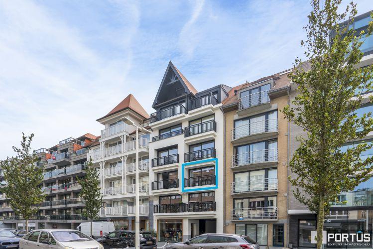 Instapklaar recent gemeubeld appartement met 2 slaapkamers te koop te Nieuwpoort-Bad - 11407