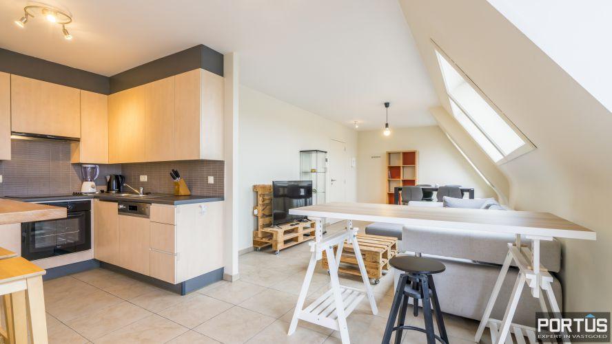 Instapklaar zongericht appartement met 1 slaapkamer te koop te Nieuwpoort - 11466