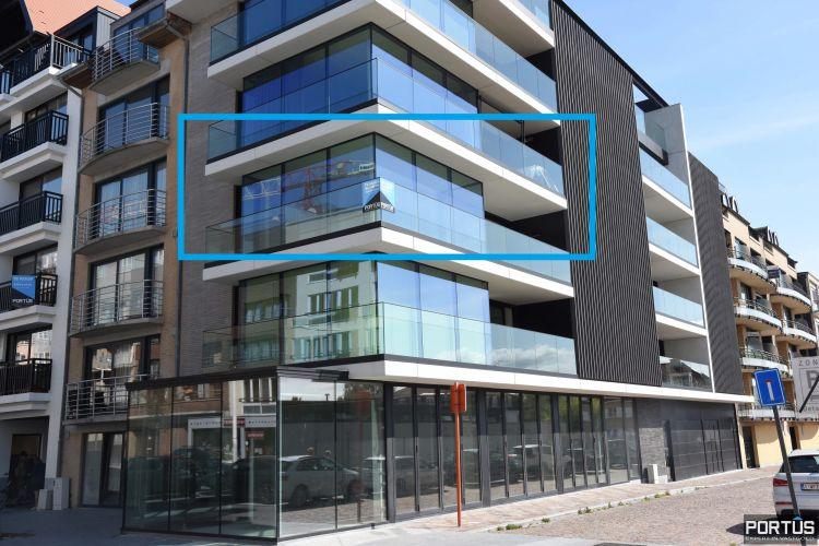 Appartement met 2 slaapkamers, parking en berging te huur te Nieuwpoort - 11611