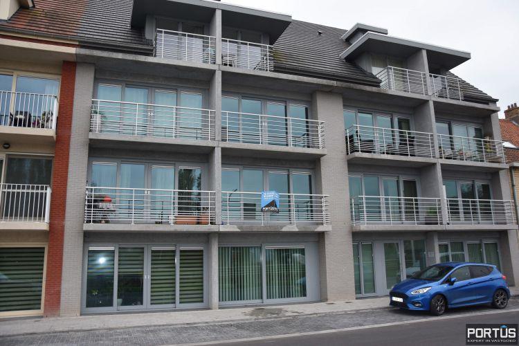 Te huur appartement met 1 slaapkamer en terras te Nieuwpoort - 11860