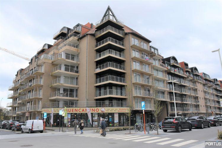 Autostaanplaats te koop in Residentie Apollo te Nieuwpoort - 12914