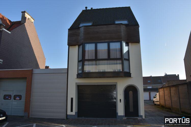 Woning te huur met 2 slaapkamers en dubbele garage in Nieuwpoort-stad - 13030