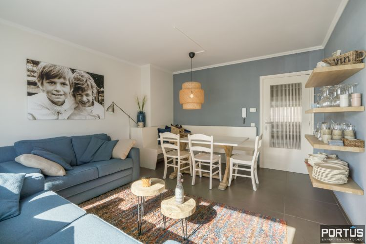 Gemeubeld appartement met 3 slaapkamers te koop te Nieuwpoort-Bad - 13954