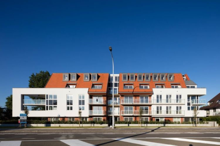 Appartement Residentie Villa Crombez Nieuwpoort - 1996