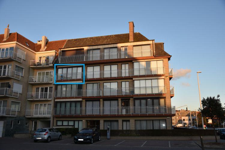 Zonnig appartement te koop Oostende - 5895