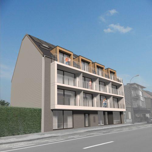 Appartement te koop Lombardsijde  - 6060