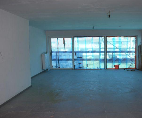 Nieuwbouwappartement met berging en parking te huur - 8300