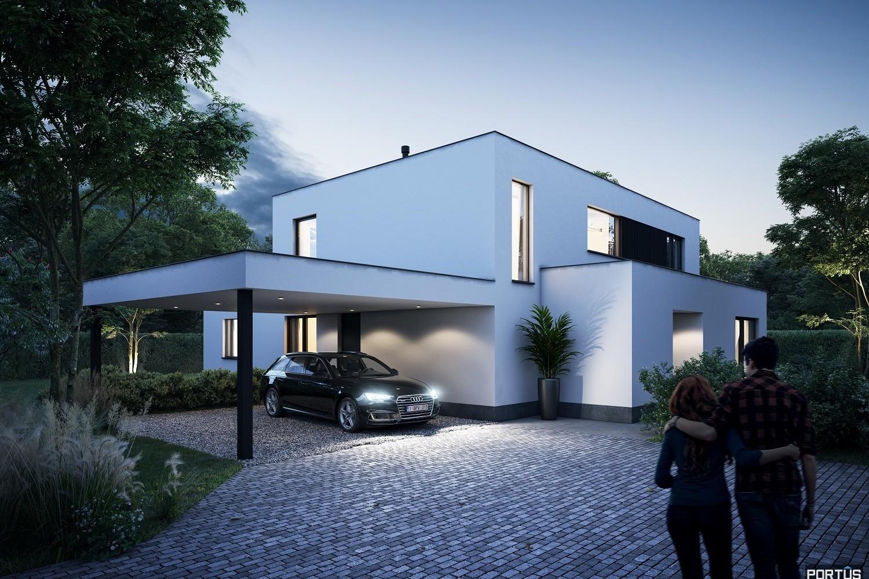 Energiezuinige nieuwbouwvilla's te koop