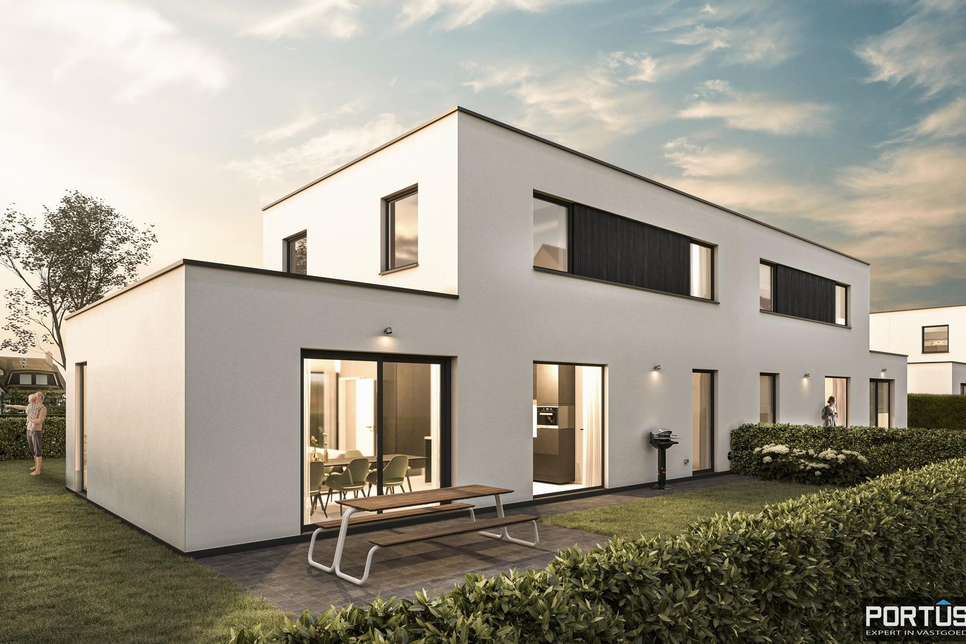 Moderne nieuwbouwwoningen te koop te Lombardsijde