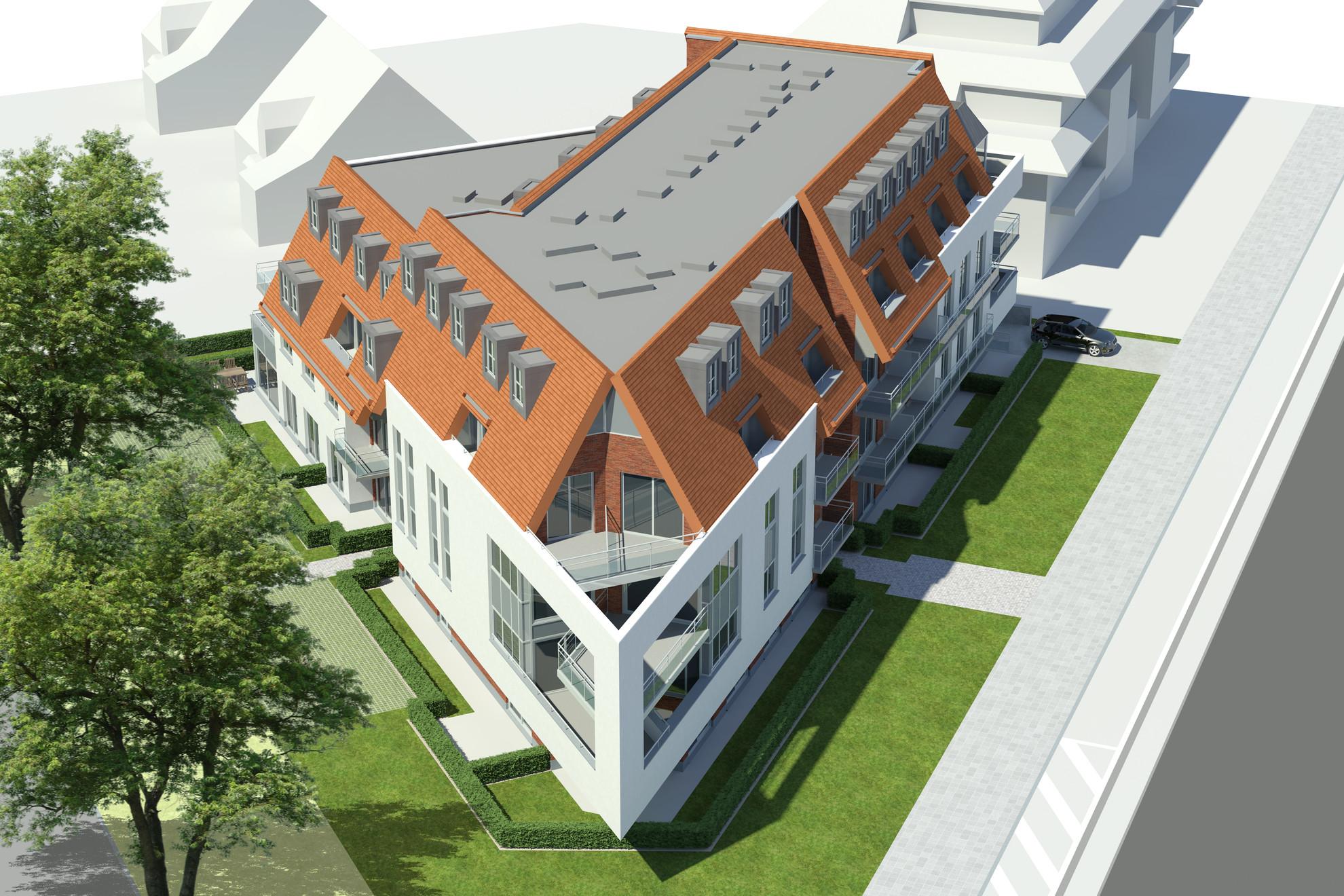 Residentie Villa Crombez